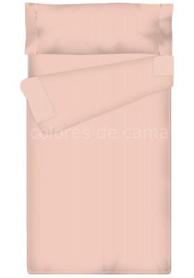 """Completo """"Pronto per Dormire"""", Estensibile , Tinta Unita rosa"""