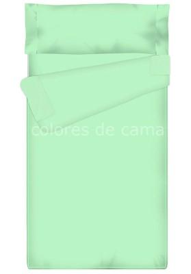 """Completo """"Pronto per Dormire"""", Estensibile , Tinta Unita smeraldo"""