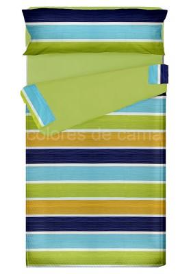 """Completo """"Pronto per Dormire"""", Estensibile , ALBA blu"""