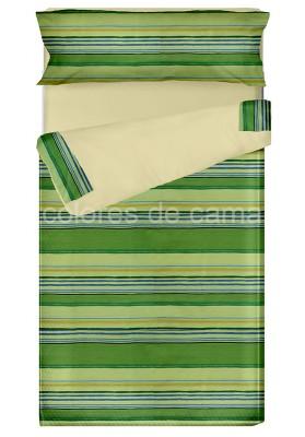 """Completo """"Pronto per Dormire"""", Estensibile , LOLA verde"""