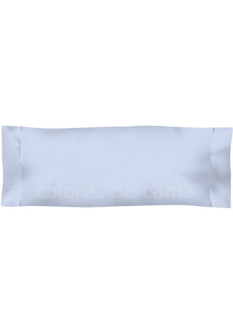 Federa da guanciale - Tinta Unita Blu Chiaro