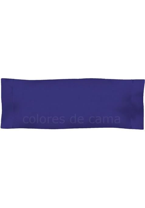 Federa da guanciale - Tinta Unita Blu Scuro