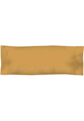 Federa da guanciale - Tinta Unita Sabbia