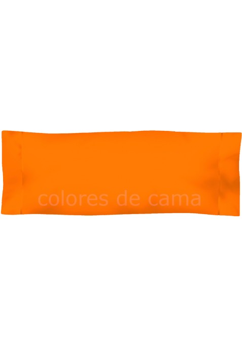 Federa da guanciale - Tinta Unita Arancio