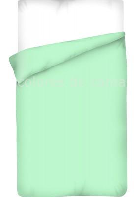 Sacco Copripiumino - Tinta Unita Smeraldo