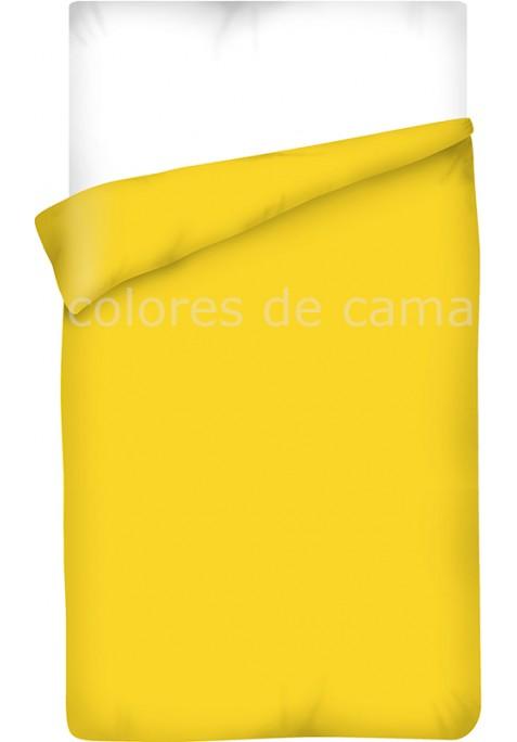 Sacco Copripiumino - Tinta Unita Giallo
