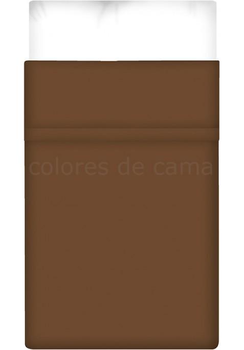 Lenzuolo di sopra - Tinta Unita Cioccolato
