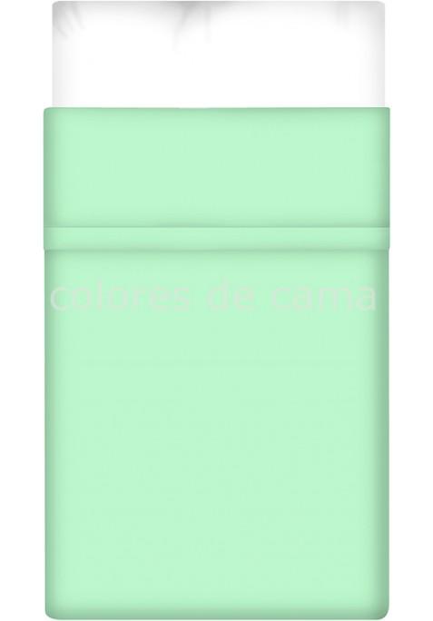 Lenzuolo di sopra - Tinta Unita Smeraldo