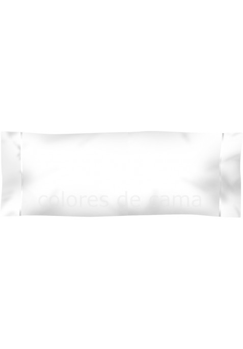 Federa da guanciale - Tinta Unita Bianco 100 Cotone