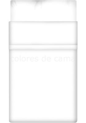 Lenzuolo di sopra - Tinta Unita Bianco 100 Cotone