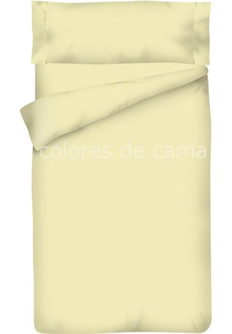 Completo Copripiumino - Tinta Unita Beige