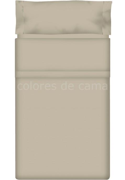 Completo Lenzuolo - Tinta Unita Blu Chiaro