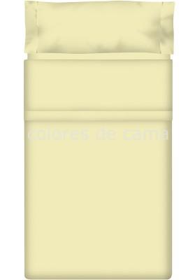 Completo Lenzuolo - Tinta Unita Beige