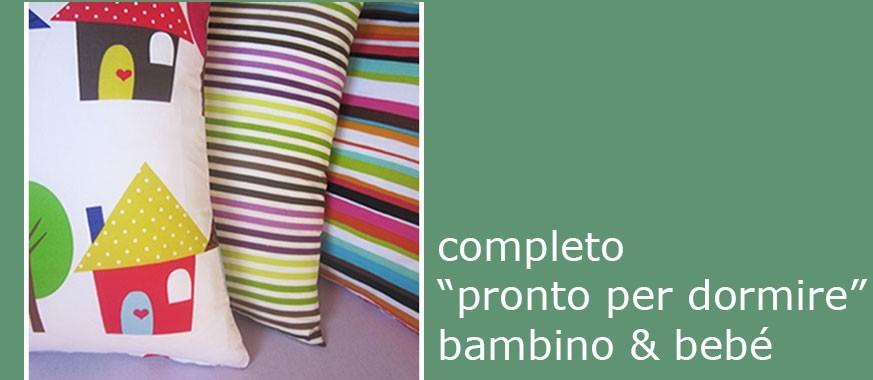 """Completo """"Pronto per Dormire"""" BAMBINO & BEBÈ"""